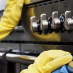 Фотография Средства для мытья кухонного оборудования