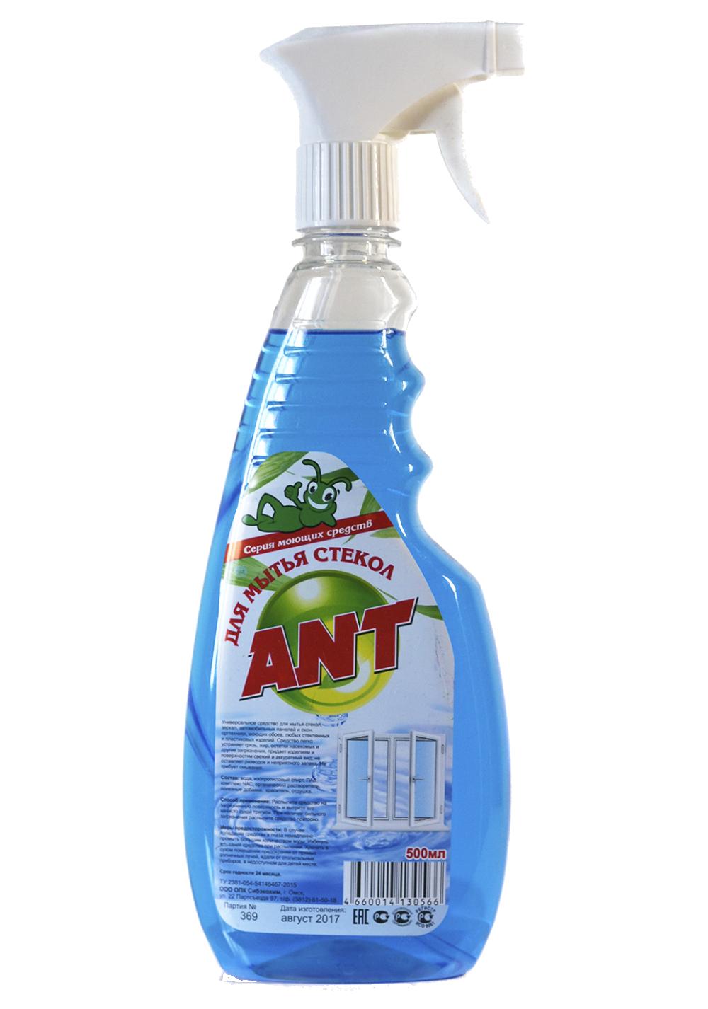 Фото ANT Для мытья стекол