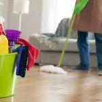 Фотография Средства для уборки помещений