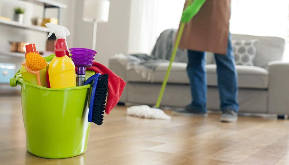 Средства для уборки помещений