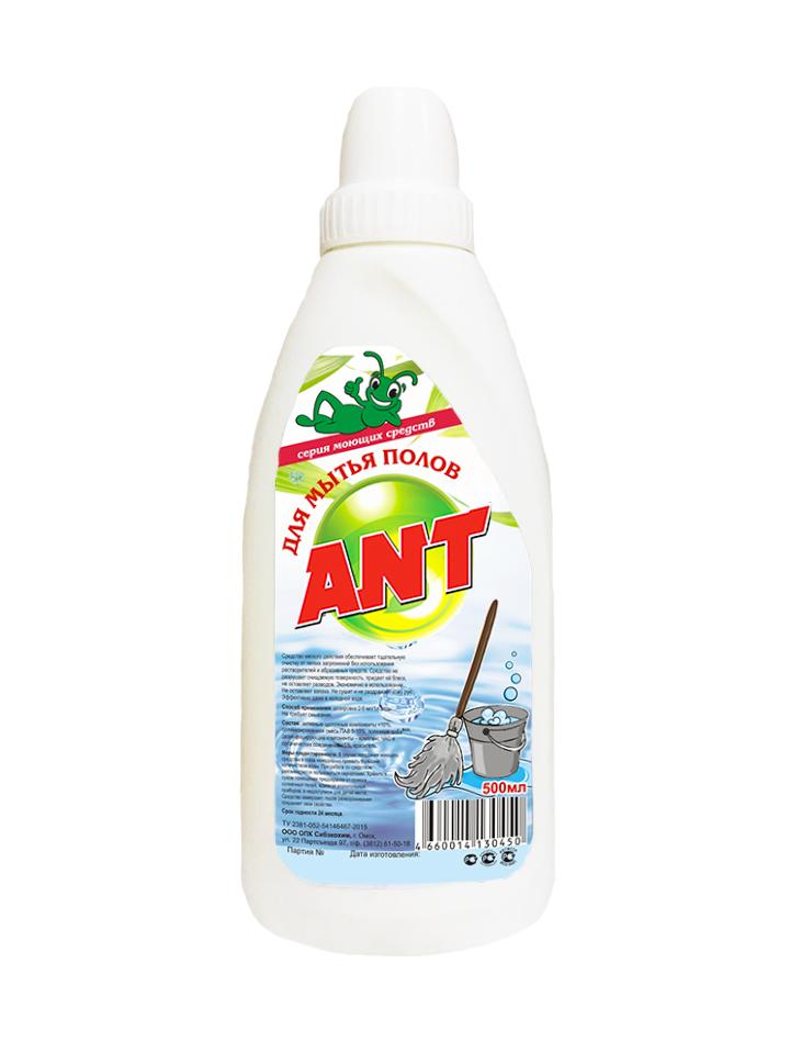 Фото 1 ANT для мытья полов, стен и поверхностей