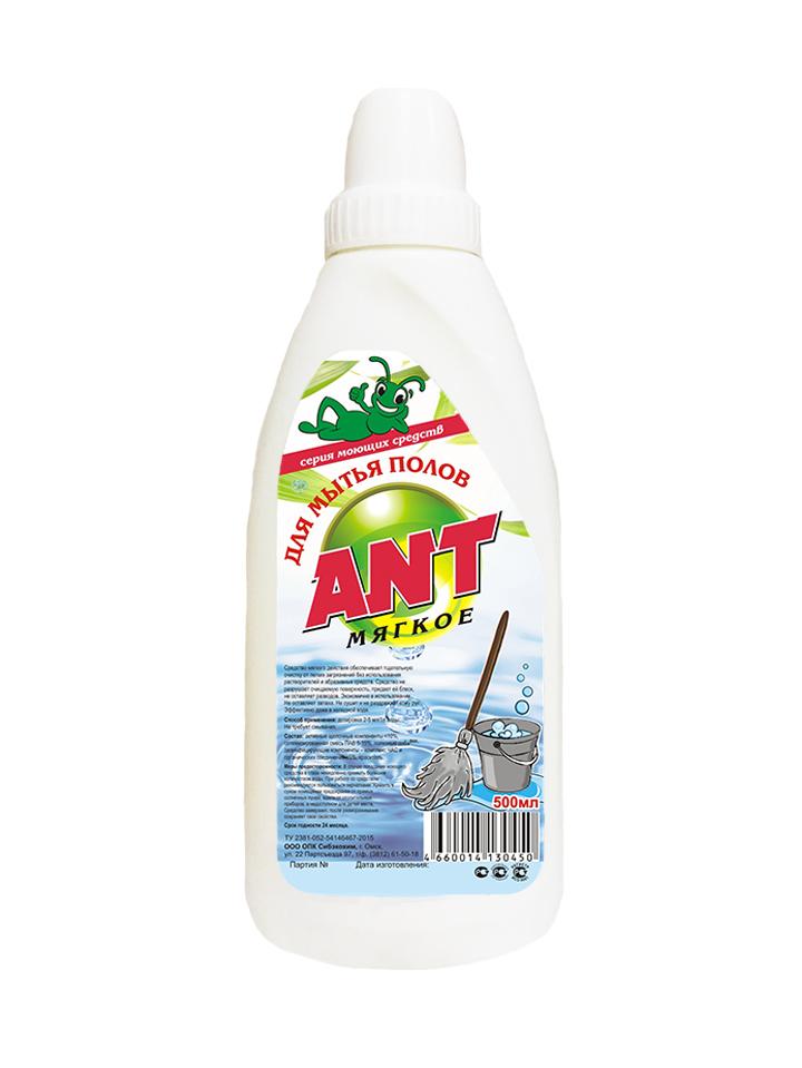 Фото 2 ANT для мытья полов, стен и поверхностей