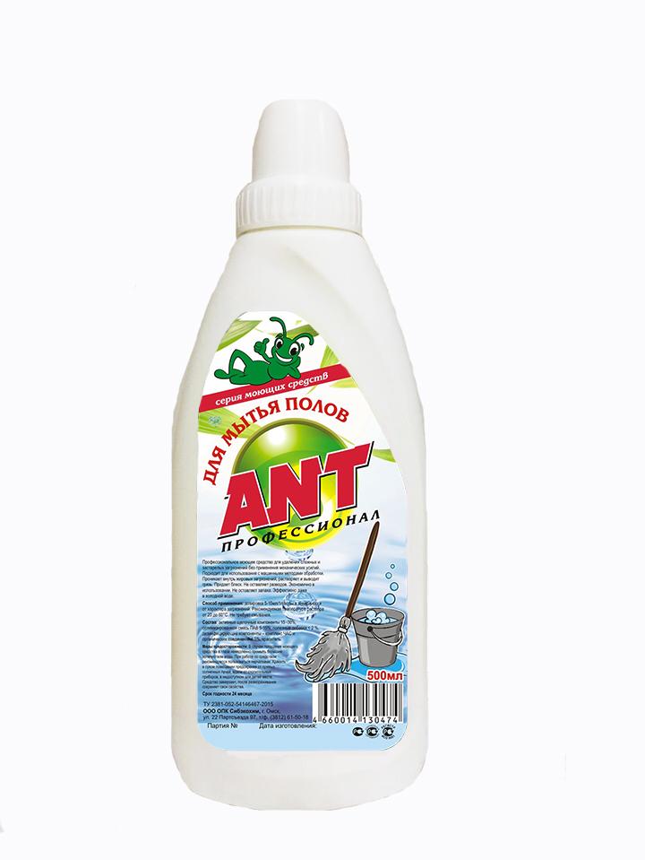 Фото 1 ANT-Профессионал для мытья полов, стен и поверхностей