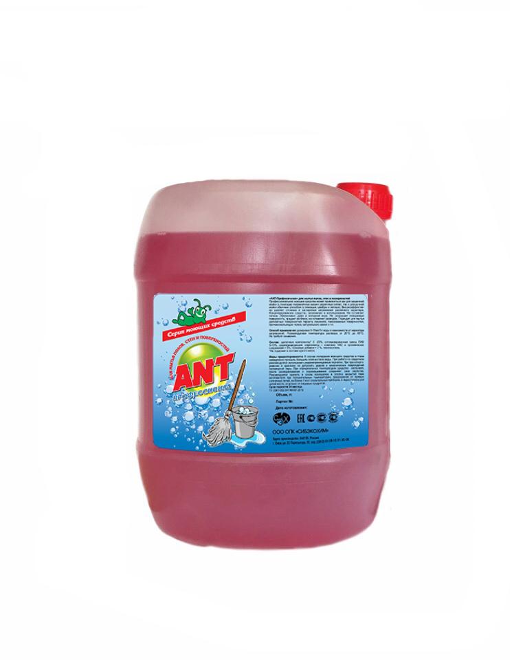 Фото 3 ANT-Профессионал для мытья полов, стен и поверхностей