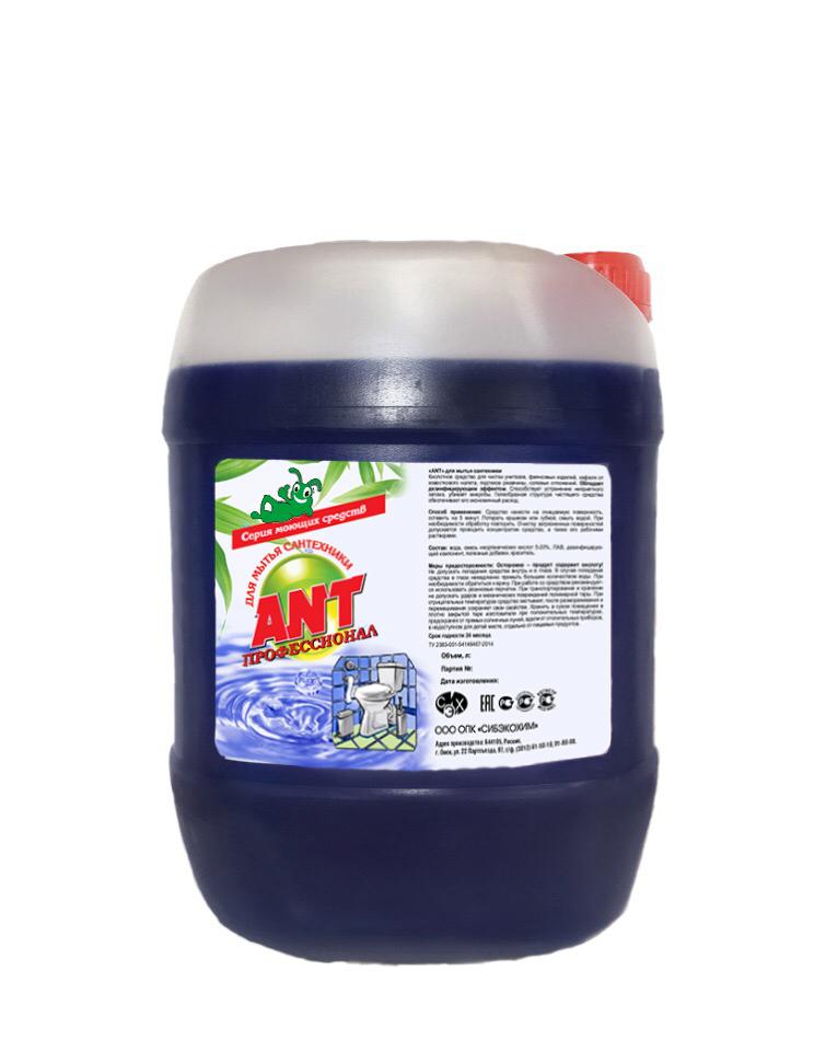 ANT для сантехники проф. 5 л