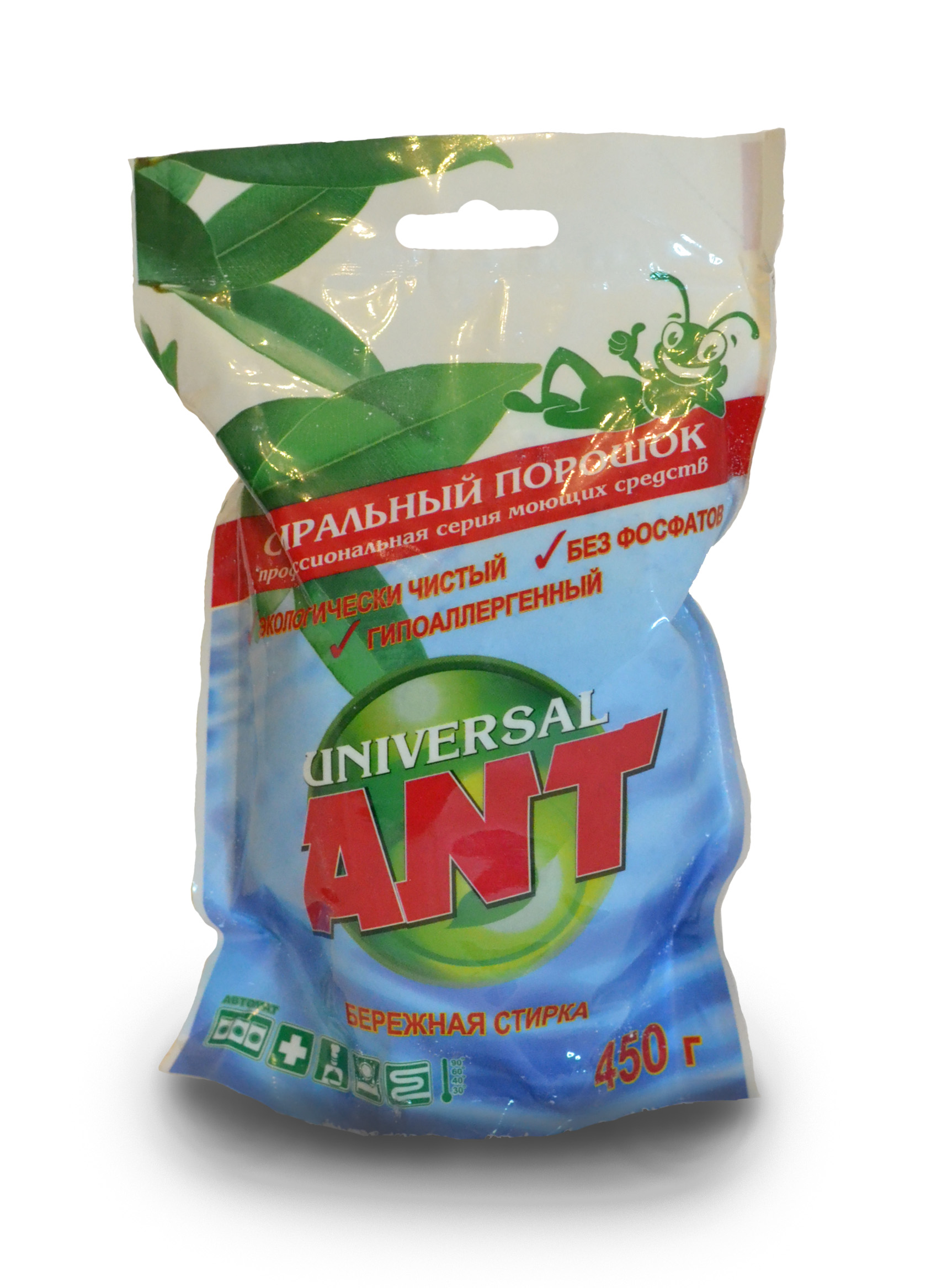 Фото 3 Стиральный порошок ANT Universal