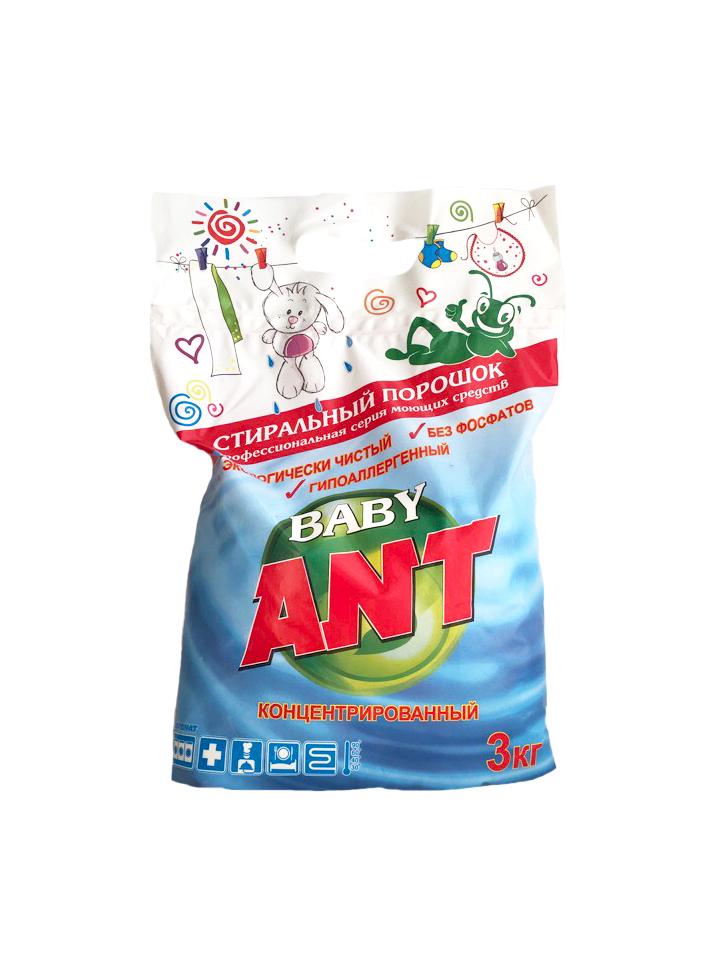 Стиральный порошок ANT Baby фото 2