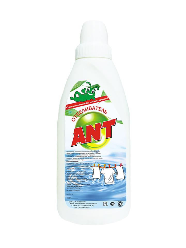 Отбеливатель жидкий ANT фото 2