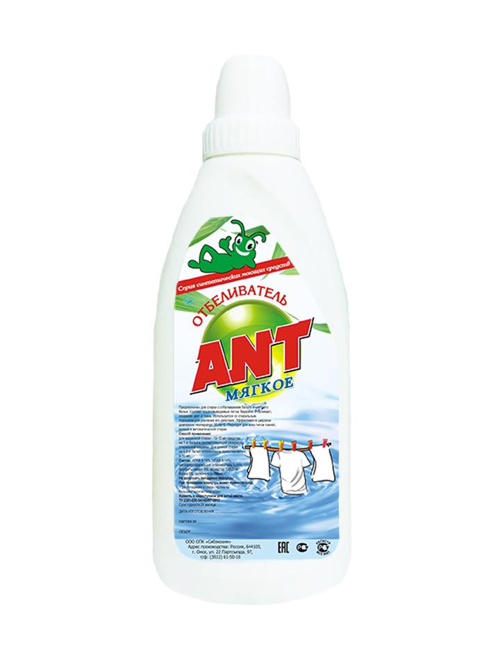 Фото 2 ANT отбеливатель мягкий