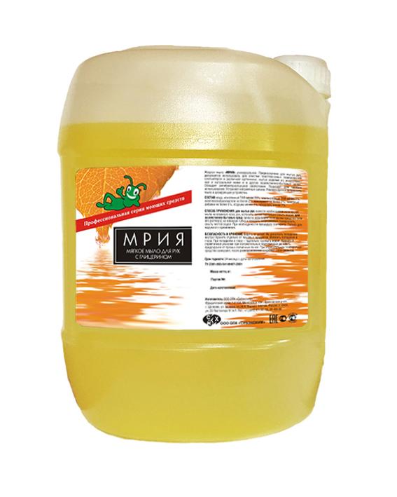 Универсальное жидкое мыло Мрия фото 1