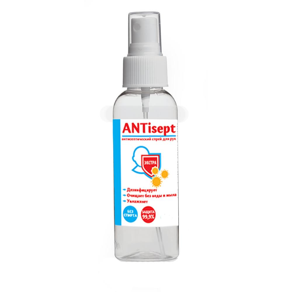 Антибактериальное средство для рук  ANTisept Экстра фото 4