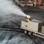Фотография Средства для смачивания, улавливания и подавления пыли